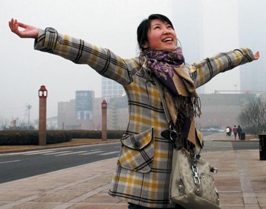 农家女杨阳:网上写小说吸引百万人眼球创文坛奇迹